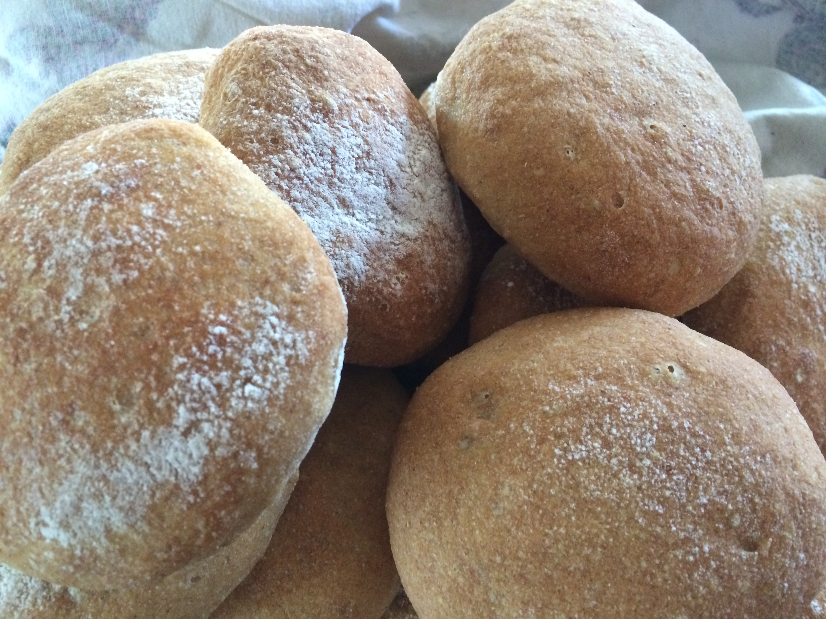 glutenfria recept bröd